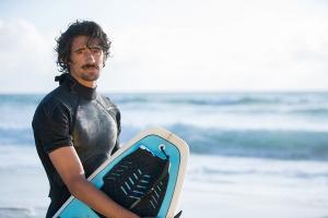 Requiem for a surfer
